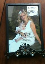 FELCO USA WROUGHT IRON PHOTO FRAME