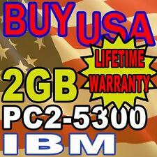 2GB IBM Lenovo X60s X61 X61s Z61m Z61p Z61t MEMORY RAM
