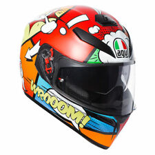 AGV K3 SV Balloon Multicolour Motorcycle Helmet L 60cm