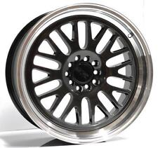 "18"" NEW XXR 531 BLACK POLISHED NEW WHEELS AND TYRES XXR WHEELS"