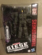 Transformers War for Cybertron Siege Leader Astrotrain WFC-S51
