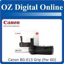 New GENUINE Canon BG-E13 Battery Grip BGE13 for EOS 6D 1 Year Au Warranty