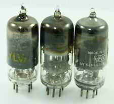 Sylvania 6CB6 A Eico General Electric CB6A Electron Tube Lot Untested