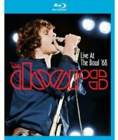 The Doors: Live at the Bowl '68 BLU-RAY NEW