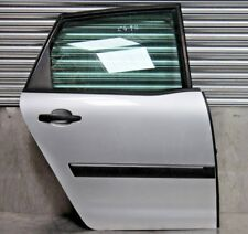 CITROEN C4 Picasso 2006-2013 Rear Right Driver Side Complete Door in Silver