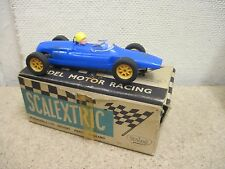 Triang Scalextric C/66 Cooper.Blue.Original Box
