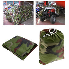 M Waterproof ATV Cover Universal Fit Polaris Honda Yamaha Can-Am Suzuki Camo