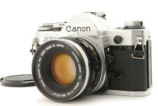 EXC CANON AE-1 + FL 50mm f/1.4 SLR 35mm film camera from Japan