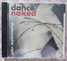 CD John Mellencamp - Dance Naked (Mercury 1994)