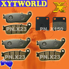 FRONT REAR Parking Brake Pads BMW C 600 Evolution Scooter 2014 2015