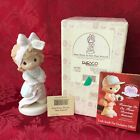 """PRECIOUS MOMENTS 1998 """"487988"""" """"WHAT BETTER TO GIVE THAN YOURSELF"""" NEW IN BOX"""