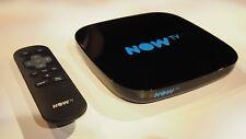 NOW TV HD Smart TV Box Digital Media Streamer Sky sports NO PASSES brand new