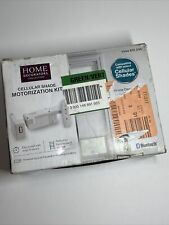 New listing Home Decorators Collection Cellular Shade Motorization Kit with Remote Control