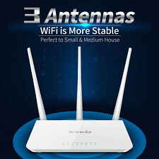 TENDA F3 (Streaming). Repetidor Amplificador Largo alcance WiFi Router 300Mbps