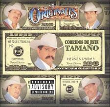 Los Originales De San Juan : Corridos De Este Tamano CD