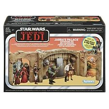 Star Wars Vintage Collection Jabba's Palace Han Solo Ree Yees Playset
