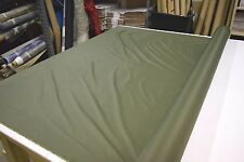 "2NDS FABRIC ARMY GREEN 1.35 OZ NYLON RIPSTOP 30D FABRIC 60"" DWR BTY"