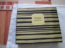 IVOIRE DE BALMAIN PERFUME FOR WOMEN 1. OZ  EAU DE TOILETTE SPRAY NIB and soap