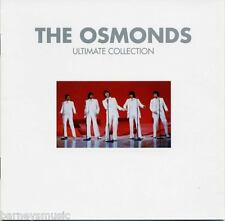 THE OSMONDS (NEW 2 CD SET) ULTIMATE GREATEST HITS VERY BEST OF ( DONNY / MARIE )