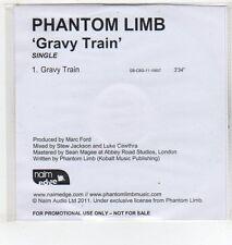 (ET405) Phantom Limb, Gravy Train - 2011 DJ CD