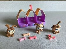 Littlest Pet Shop 2009 puppies petriplets
