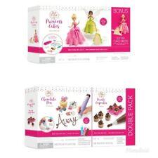 NIB LOT OF2 SKYROCKET Ultimate BAKING SET w Chocolate Pen & Princess Cakes Set