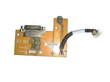 HP Touchsmart  9100DVI port + IEEE-1394 port connector circuit board 662720-001
