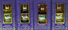 4x10 ml Bottles Song of India Natural Fragrant Perfume/Burner Oil-Variety Choice