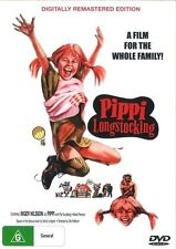 Pippi Longstocking - Maria Persson NEW R4 DVD