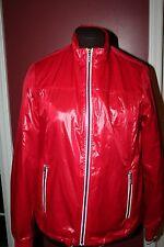 GEOX  Respira women's red jacket size 10