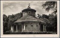 POTSDAM SANSSOUCI ~1945 Mielke Foto-AK China Haus