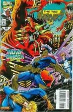 The New Warriors # 60 (52 pages) (USA, 1995)