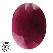 Heavy Opaque Loose Natural Rubies