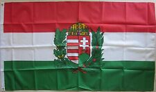Hungary Flag Hungarian Coat Of Arms Crest Flag