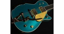 Gretsch G6134T-59OT Penguin Ocean Turquoise with Gold Hardware - Limited Edition