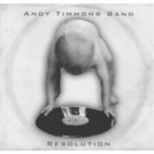 Andy Timmons Band - Resolution [New CD]