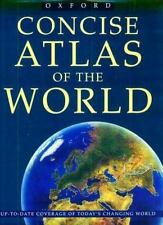 Concise Atlas of the World (1996, Hardcover, Revised edition)