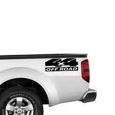 4X4 OFFROAD SET 2X Vinyl Decal Sticker Fit For All Off-Road 4X4 Voitures