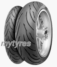 Summer Continental Motorcycle Tyres and Tubes
