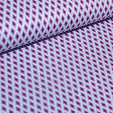 Patchwork Stoff - Tula Pink - Hellblau Violett - Rauten - 100% Baumwolle