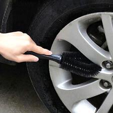 Alloy Wheel Tire Brush Car Valeting Motor Bike Professional Washing Cleaner Tool