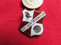 Vintage / Early  SWINDON Town Supporters Club  STFC  FOOTBALL Badge