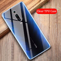 For Xiaomi Mi Poco X3 NFC 10T 9T Ultra-thin Soft Transparent TPU Back Case Cover