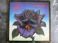 THIN LIZZY BLACK ROSE A ROCK LEGEND VINYL LP ALBUM VERTIGO RECORD 1979 9102 032