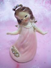 VTG Josef Pink Good Night Angel Girl from The Sweet Dreams Series Figurine