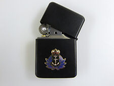 WRNS WOMENS ROYAL NAVAL SERVICE CLASSIC WINDPROOF COMBAT BLACK LIGHTER