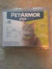 PetArmor Plus for Cats & Kittens Flea Tick Lice Treatment 3 Applications