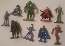 Lot Figurines DC Comics S12 4cm