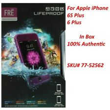 Authentic LifeProof Fre Waterproof Case Cover For iPhone 6S Plus / 6 Plus Purple