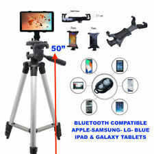 "50"" TRIPOD + MOUNT + REMOTE FOR APPLE IPAD  SAMSUNG GALAXY TABLETS LG TABLETS"